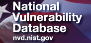 NIST vulnerability database